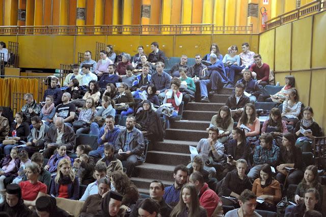 008 Avva Justin Parvu si Sfintii inchisorilor (Teatrul Luceafarul, Iasi, 2014.03.19)