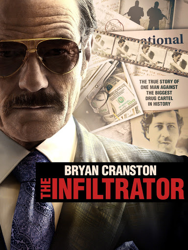 The Infiltrator (2016) แผนปล้นเหนือเมฆ