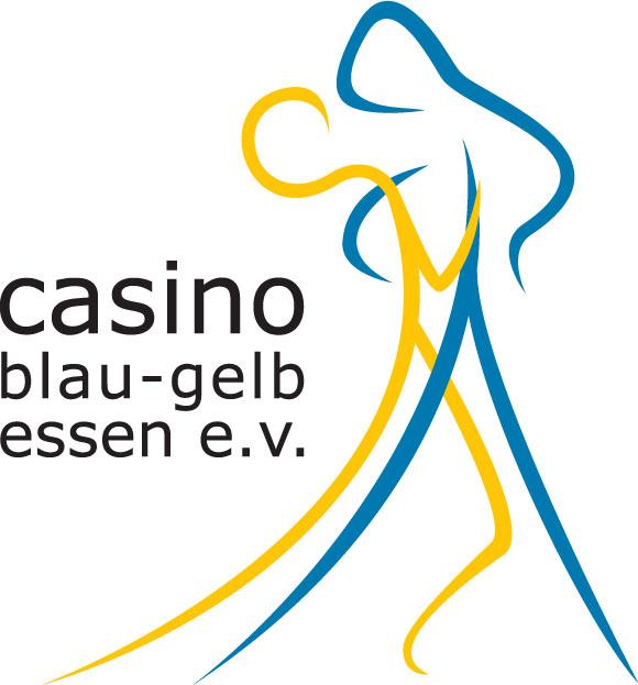 Casino Blau Gelb Essen