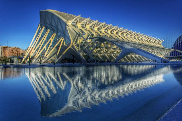 Valencia, City Of Arts And Sciences - 23