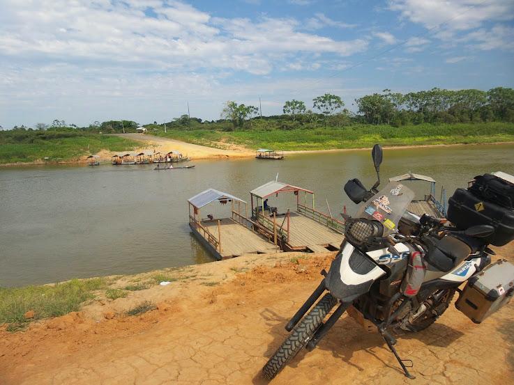 Brasil - Rota das Fronteiras  / Uma Saga pela Amazônia - Página 2 20140902_113458