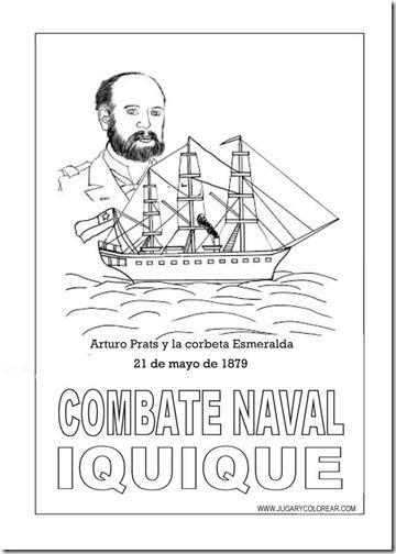 COMBATE NAVAL DE IQUIQUE 1