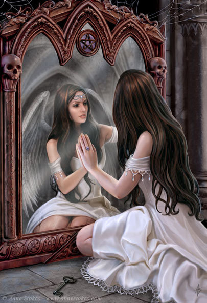 Princess And Mirror, Mystery