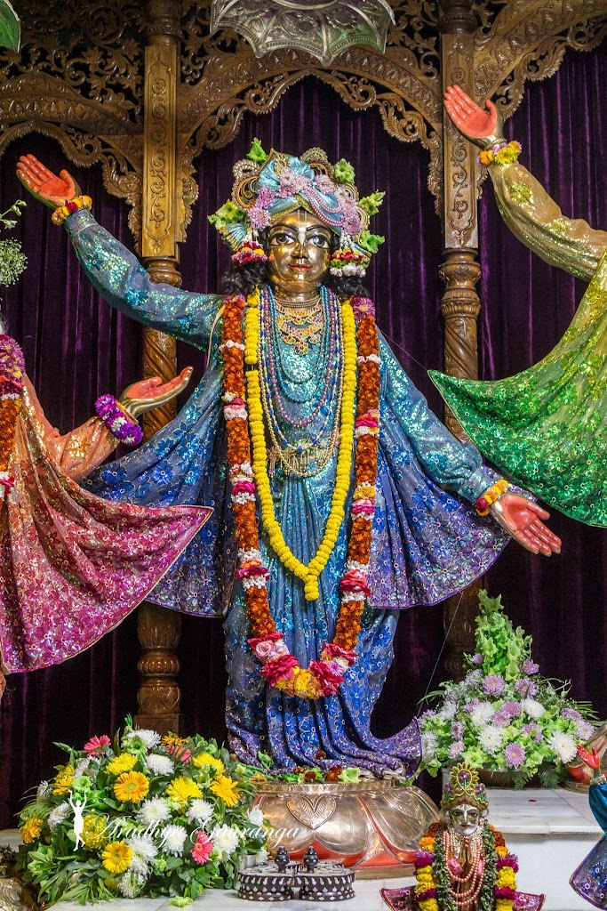 ISKCON Mayapur Deity Darshan 14 Jan 2017 (18)