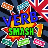 Verb Smash 1 - English Grammar