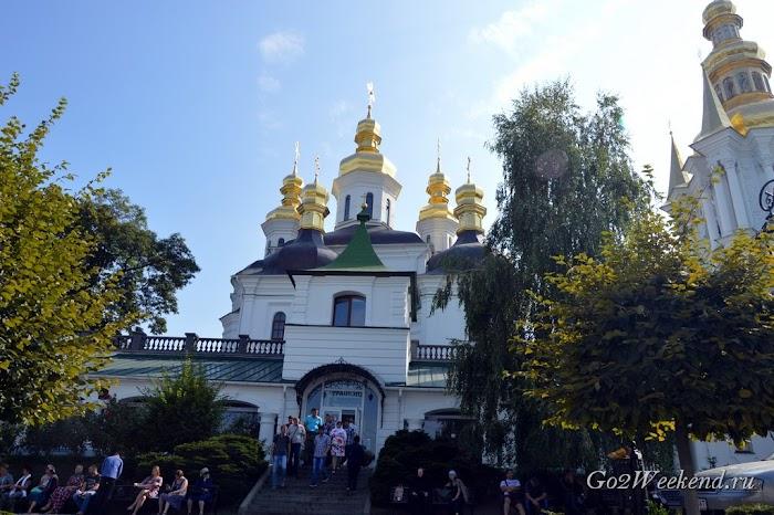 Киево Печерская Лавра
