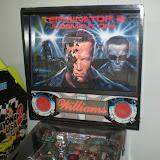 Williams Terminator 2 Pinball