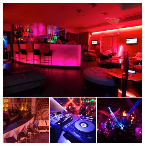 dj - Grand Gala international @L'Elysée lounge PARIS