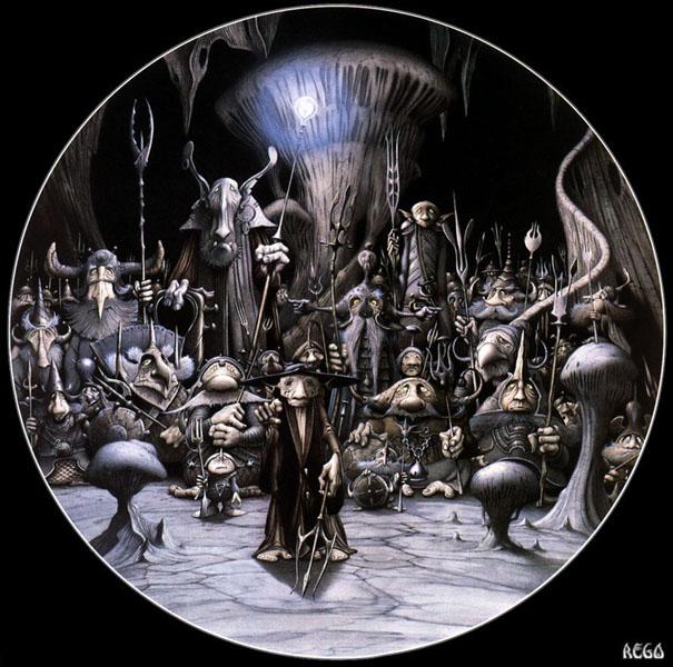 Bloody Monster Of Doom, Evil Creatures 2