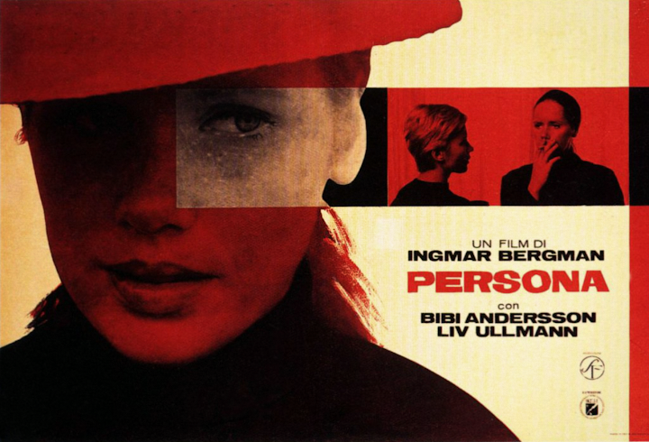 movie poster for persona