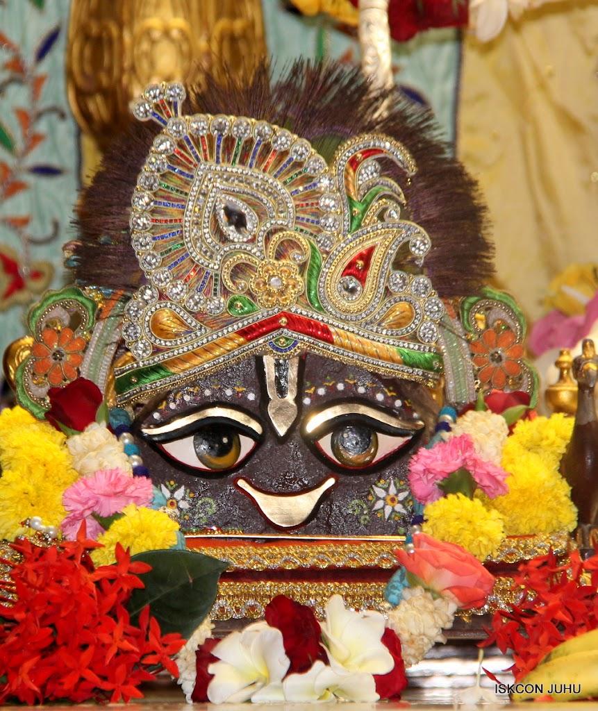 ISKCON Juhu Sringar Deity Darshan on 3rd Aug 2016 (10)