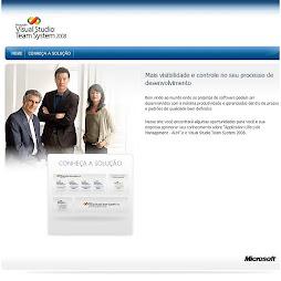Projeto: Conheça Visual Studio Team System