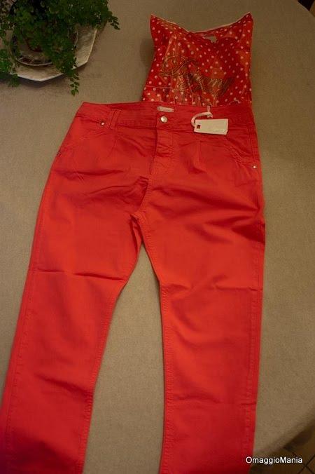 pantaloni omaggio da Dejamy Jeans