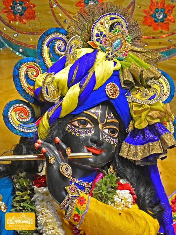 ISKCON Hare Krishna mandir Ahmedabad 09 Jan 2017 (2)