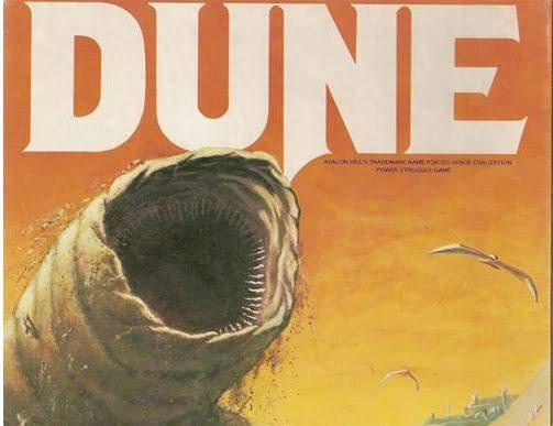 Igra Dune ide u reprint