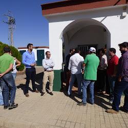 Visita a la Depuradora de Puebla de la Calzada
