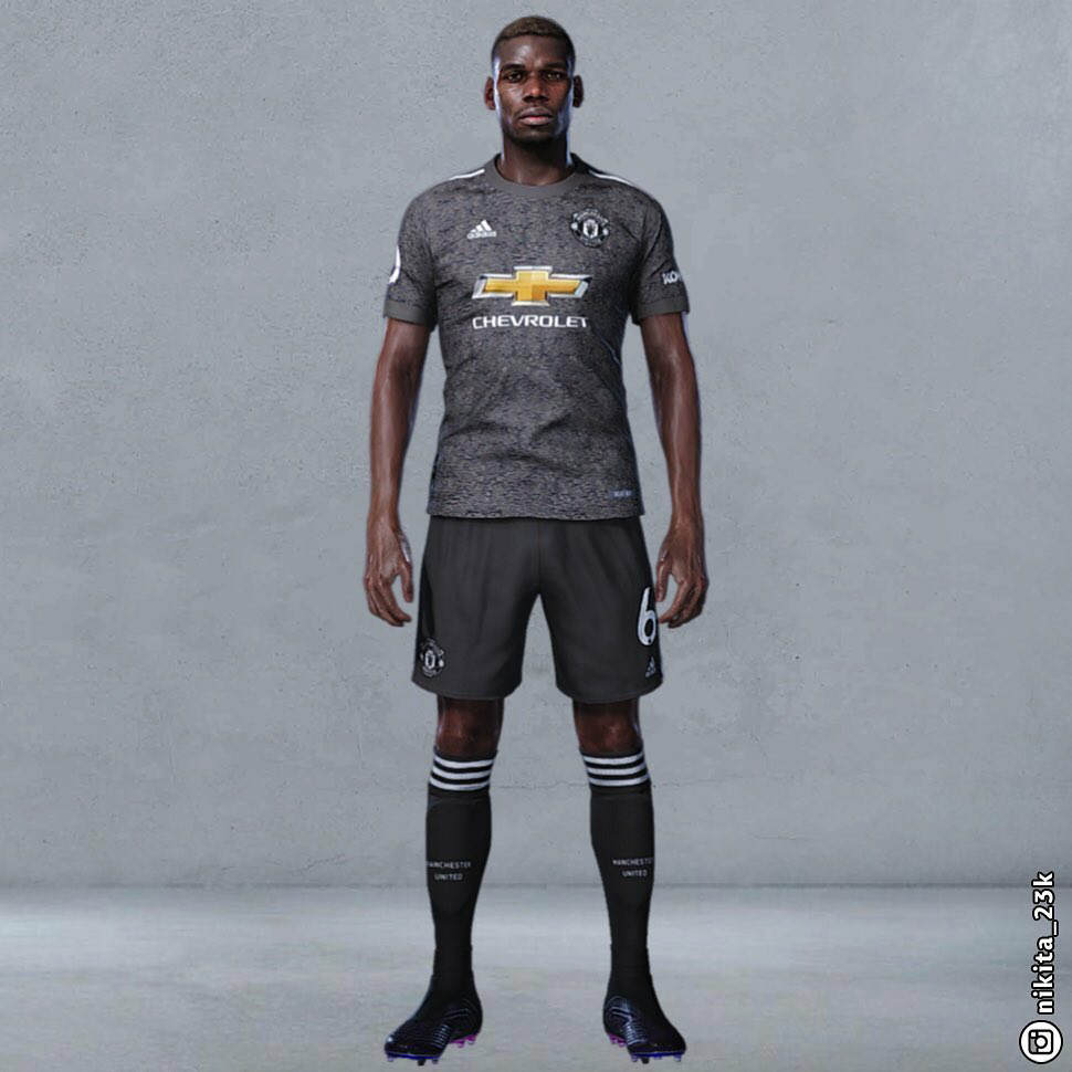 Bocoran Jersey Manchester United Away 2020/2021