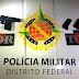 PM apreende pistola calibre .40 em Samambaia