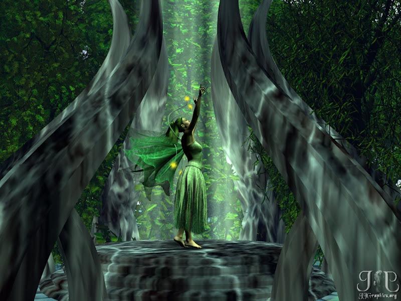 Hot Faerie Magick, Fairies Girls 2