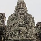 Angkor Thom - Tempel Bayon