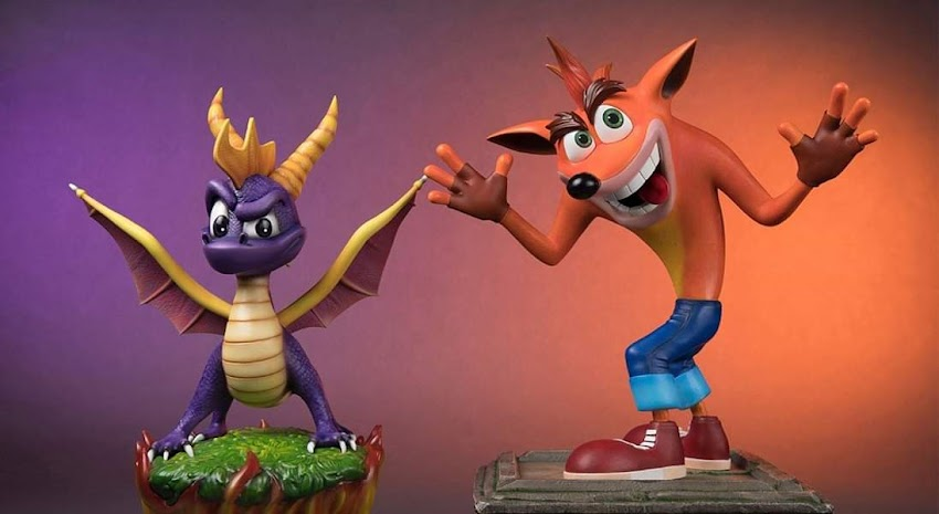 Spyro Reignited Trilogy o Crash Bandicoot N. Sane Trilogy, quale preferite?