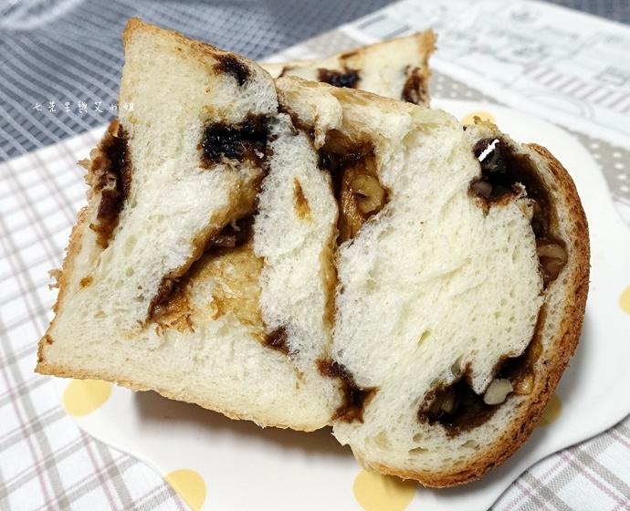 23 Ivi Bread 囍愛商行 食尚玩家 香橙吐司 黑糖核桃吐司 沒有招牌麵包店