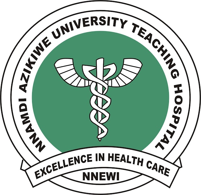2018/2019 Nnamdi Azikiwe University Teaching Hospital School of Nursing Admission Form for Released