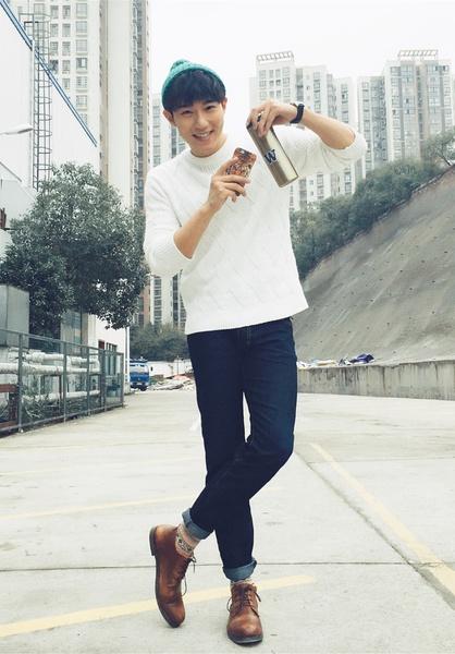 Wang Sen China Actor