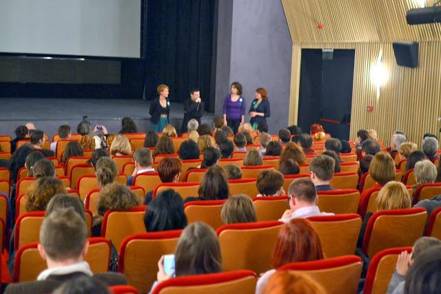 Lansare film documentar Ba se poate 1060
