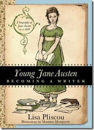 jane austen becoming a writer