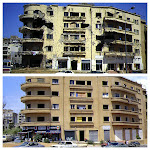 Beyrouth 1994-2005 transformations (Liban)