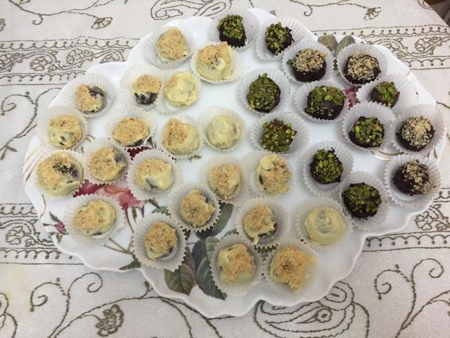 Tatlılar, Şekerlemeler, Sahra