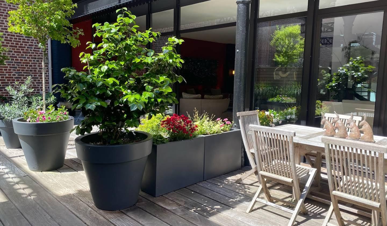 Loft avec terrasse Tourcoing