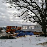 Building of new home in Waukesha, WI - P1030332.JPG