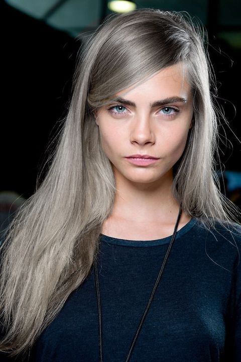 grey hair styles for women 2016 - Real Hair Cut