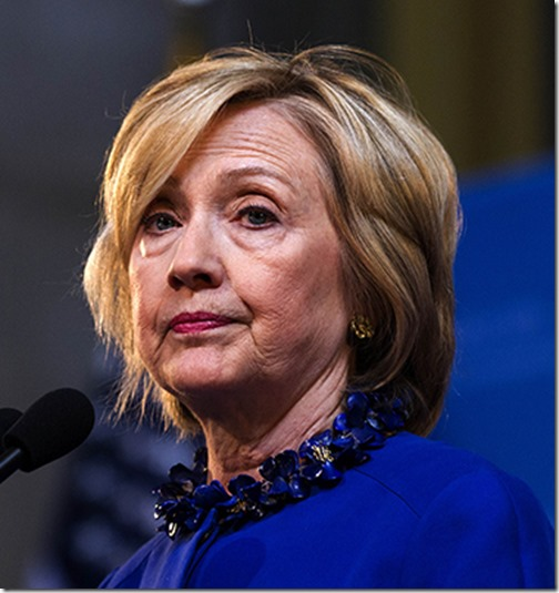 hillary exhausted