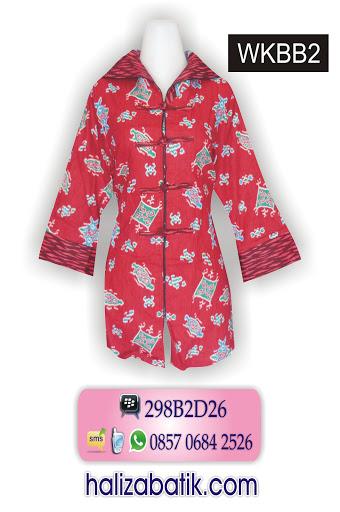 grosir batik pekalongan, motif batik pekalongan, model baju terbaru, butik online