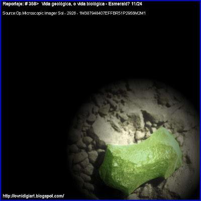 vida geológica,piedras vivas,esmeralda