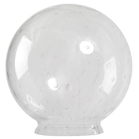 Westal glasglob (Ø 250mm fläns 100mm)
