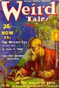 Cover of Howard Phillips Lovecraft's Book In the Walls of Eryx