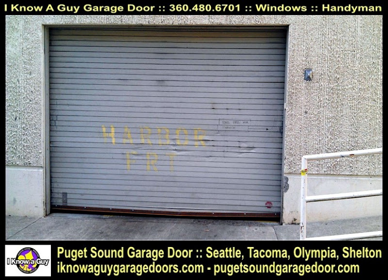 Garage door holly wa gdor seattle tacoma olympia for Garage door repair tacoma