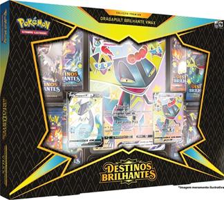 Pokémon TCG Box Destinos Brilhantes