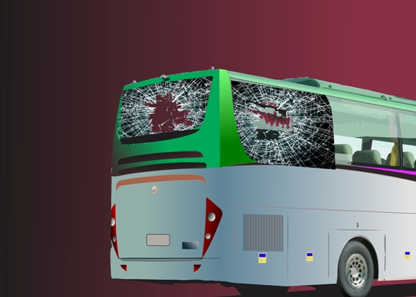 Sopir Bus Eka Tewas, Tabrakan Maut Kembali Terjadi Di Jalur Ngawi Solo