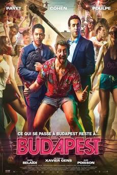 Capa Crazy Trips – Budapeste (2019) Dublado Torrent