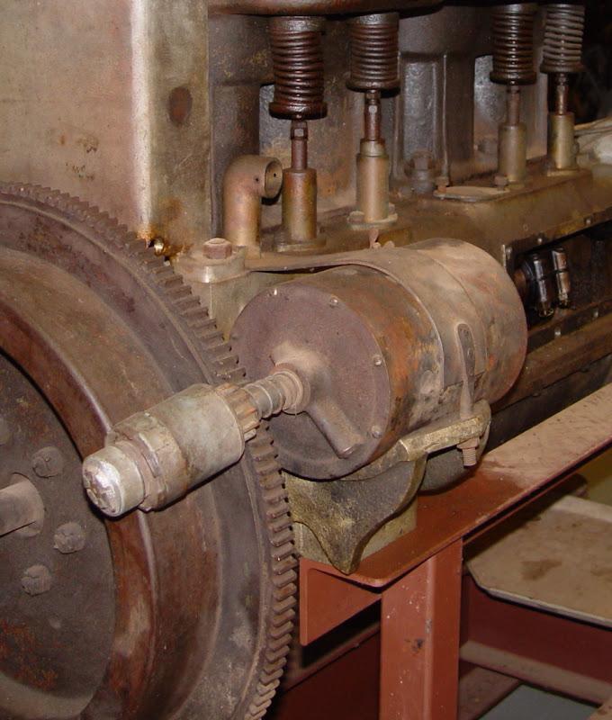 Big, Big Wisconsin T-Head engine - Page 14