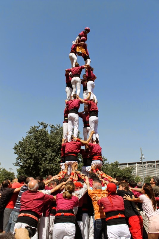 Castells Catalans Want to vote 8-06-14 - IMG_1964.JPG
