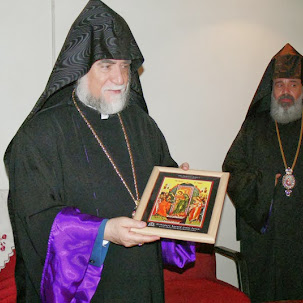 Armenian Church Delegation