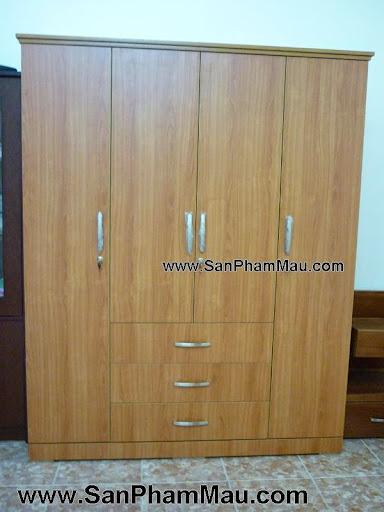 Tủ áo gỗ giá rẻ ở TP HCM