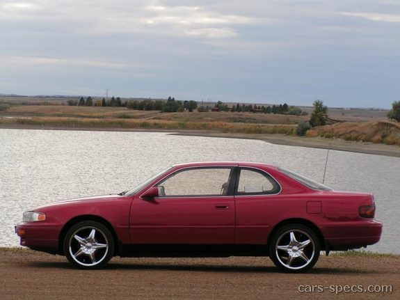 1994 Toyota Camry Coupe Specifications Pictures Prices