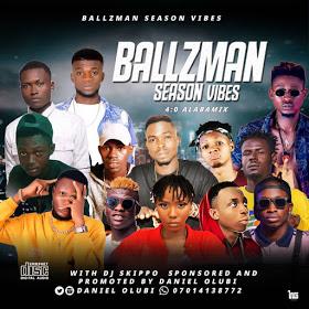Mixtape: DJ Skippo - Ballzman Season Vibes Mixtape